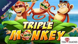 Triple Monkey Playtech Slot Online